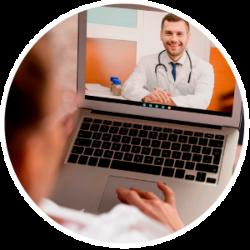 Teleconsultas médicas